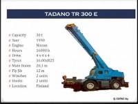 Tadano TR 300 E