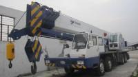 used hydraulic crane 55t tadano