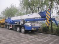 used truck crane 55t GT550E