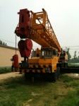 120t used tadano hydraulic crane