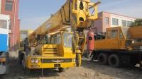 used hydraulic crane 35t tadano
