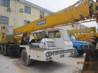 used telescopic crane 30t