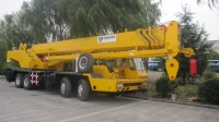 Tadano 55T used truck crane