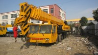 used truck crane TG500E