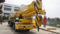used Tadano TG650E truck crane