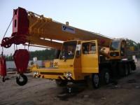 Tadano GT550E used mobile crane