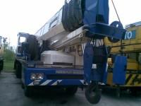 55t used crane tadano