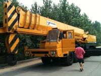tadano 100t used hydraulic crane