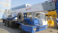 25t used tadano truck crane