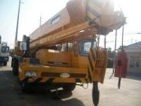 55t used construction crane