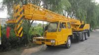 25t used tadano mobile crane