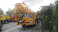 35t used auto crane