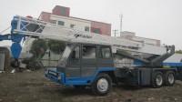 25t tadano used hydraulic crane