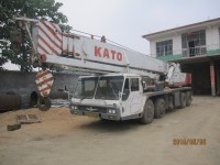 kato 40t used hydraulic crane