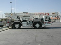 CRANES, LUNA AT 35/32, USED MOBILE CRANE