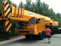 100t tadano used hydraulic crane