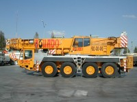CRANES, DEMAC, USED MOBILE CRANES