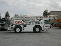 CRANES, Liebherr, used mobile crane