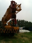 120t used crane tadano