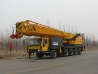 160t tadano used mobile crane