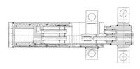 PPM Crane Hydraulic Cylinder 3238R88