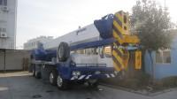 65t used tadano hydraulic crane