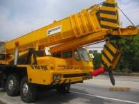 80t used tadano truck crane