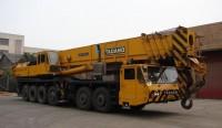 Used 130 ton Tadano mobile crane
