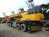 Used Tadano mobile crane 50 ton truck crane
