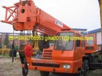 Used 35 ton Tadano mobile crane