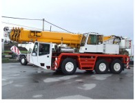 mobile crane Demag AC 150