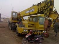 Kato NK250E-III Hydraulic Truck Crane