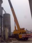 KATO 120tons Fully Hydraulic Truck Crane