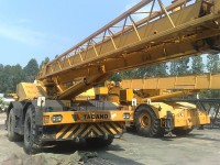 TADANO TR500E rough terrain crane