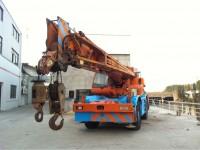Kobelco RK250-III rough terrain crane