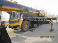 Used Liebherr LTM1225 225T Crawler Crane