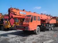 original kato used truck crane NK200E 20t