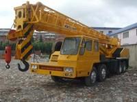 Used TADANO TL-300E 30T Truck Crane