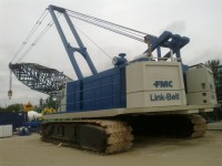 Link Belt LS718 – 250 Ton from 1982