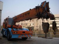 Kobelco 25-Tons Rough Terrain Truck