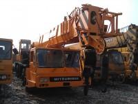 japan tadano truck crane TG500E  50T