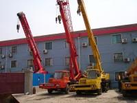 25T Tadano TG250E truck crane