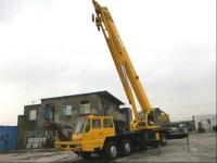 55T TADANO truck crane GT550E