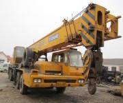 TADANO 50T truck crane TG500E