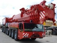 Terex-Demag AC 500-2 SSL For Sale