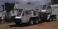 P&H Truck Crane