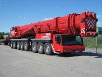 Liebherr LTM 1500-8.1 For Sale