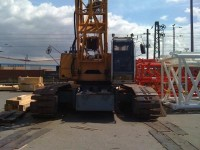 Liebherr LR 1100 For Sale