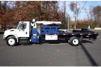 8418 – imt 382052 service crane knuckleboom truck
