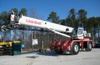 2007 Link-Belt RTC-8065 Rough Terrain Crane